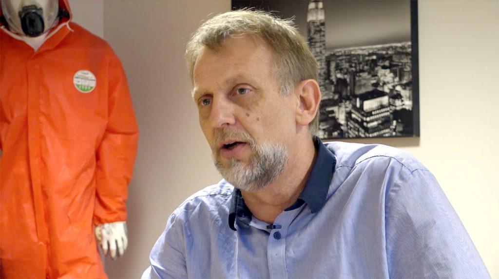Tom Eriksen, asbestkurs.no